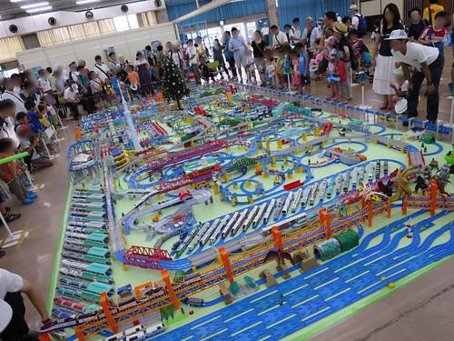 プラレール - JR東日本東京総合車両センター夏休みフェア2014