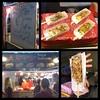 Back at #Richmond #nightmarket. #savory #crepes on a #chopstick