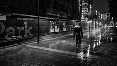 Chippendale night rain