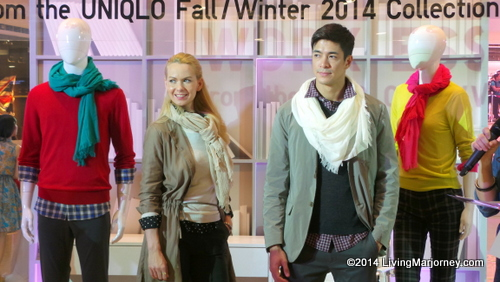 #Uniqlo #FallWinter2014Collection