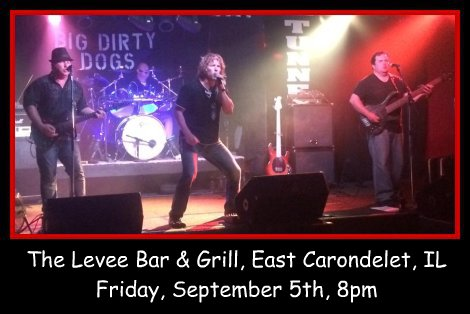 Big Dirty Dogs 9-5-14
