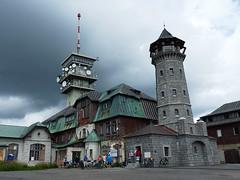 Lázně Jáchymov – radonové koupele, výlet na Klínovec a do muzea stříbra