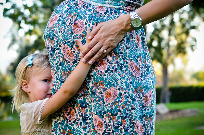 05-Glendale, CA: Maternity Shoot