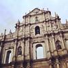 Ruins of St. Paul's, #Macau. #travel #church #architecture