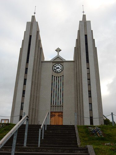 Akureryi Cathedral