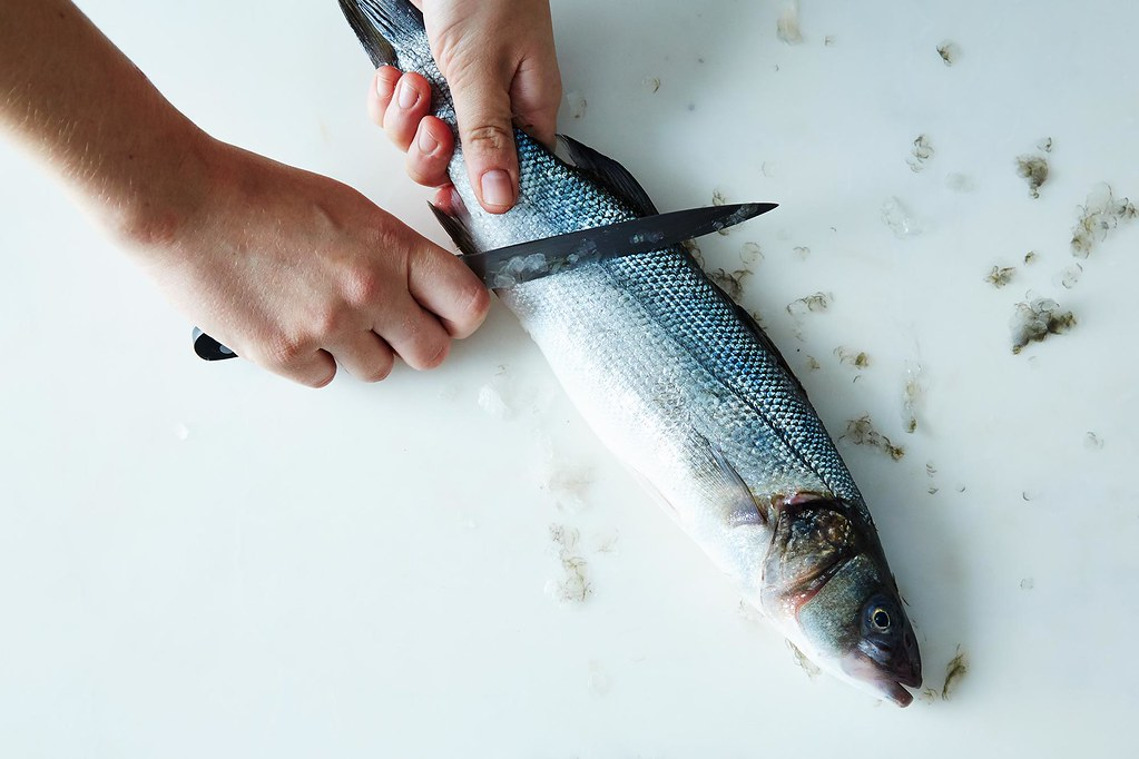 How to scale and gut a fish huffpost for How to remove fish smell