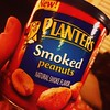 Planters Smoked Peanuts are so damn good.