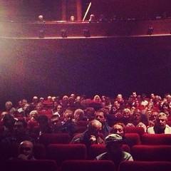Maravillosa proyección de #Pichuco en el #CineElCairo de #Rosario con 200 espectadores en una sala increíble!!! Inolvidable!!! Proximamente mas fotos!!!