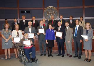 2014 Environmental Excellence Award Recipients