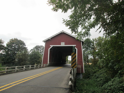 Shimanek Covered Bridge