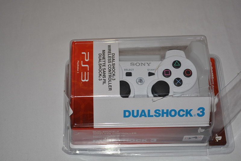 Dualshock 3 Fakes are pretty dang real looking (Bought off