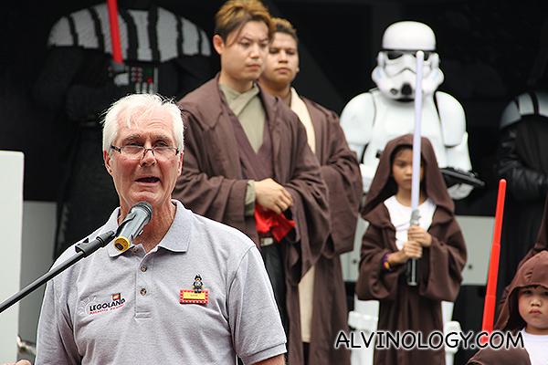 Mark Germyn, General Manager, LEGOLAND Malaysia
