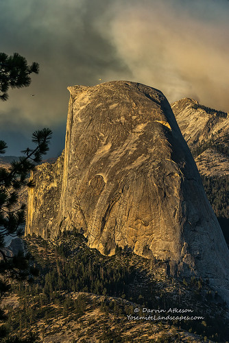 Helicopters Rescue off Half Dome - Yosemite National Park