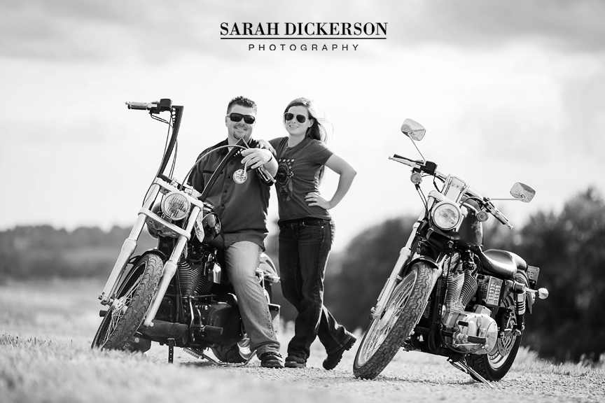 Atchison Kansas engagement photography