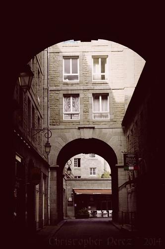 Saint Malo ~ Taking the Cure
