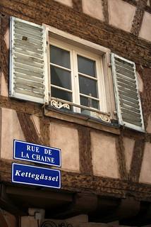 Rue de la Chaine - Kettegässel