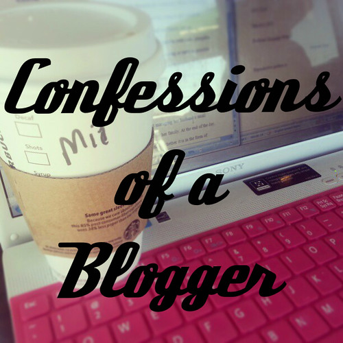 My Blog Confessions