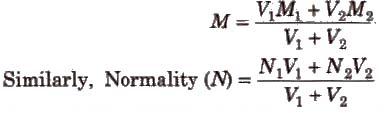 molarity and normality relationship tips