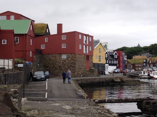 Faroe Islands - Thorshavn Harbour