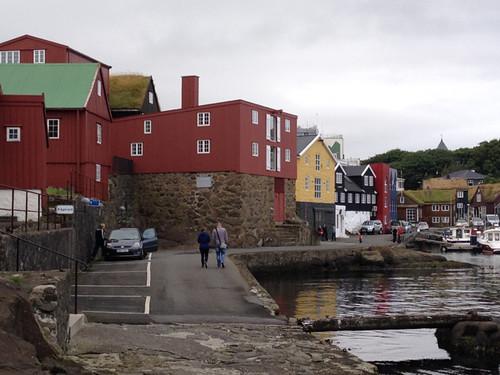 Faroe Islands - Thorshavn Harbour