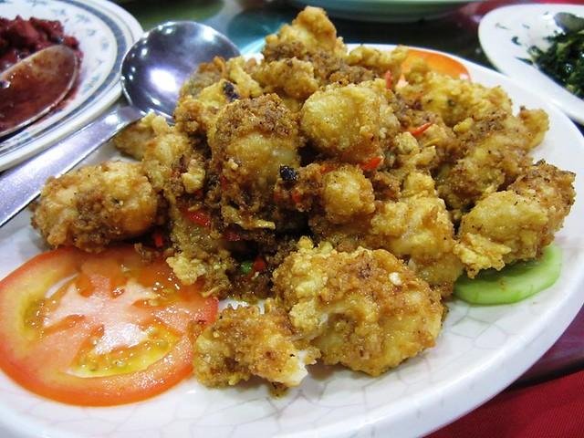 Ming Mei Shi butter prawns