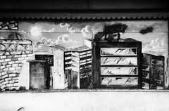 Cityscape Graffiti