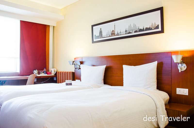 Room Ibis Delhi Airport Hotel