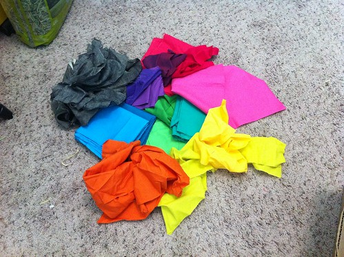 Partner, I pulled some linens, shot cottons, and solids. How is this? Would you eliminate or add certain colors?