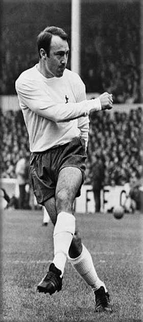 picture of Jimmy Greaves 1932 - 47 1961 - 65