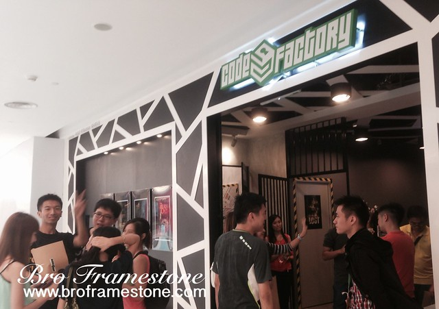 Code Factory - Jaya Shopping Centre