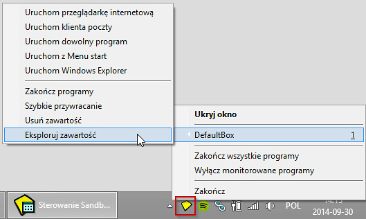 Sandboxie - opcje piaskownicy | download net pl | Flickr