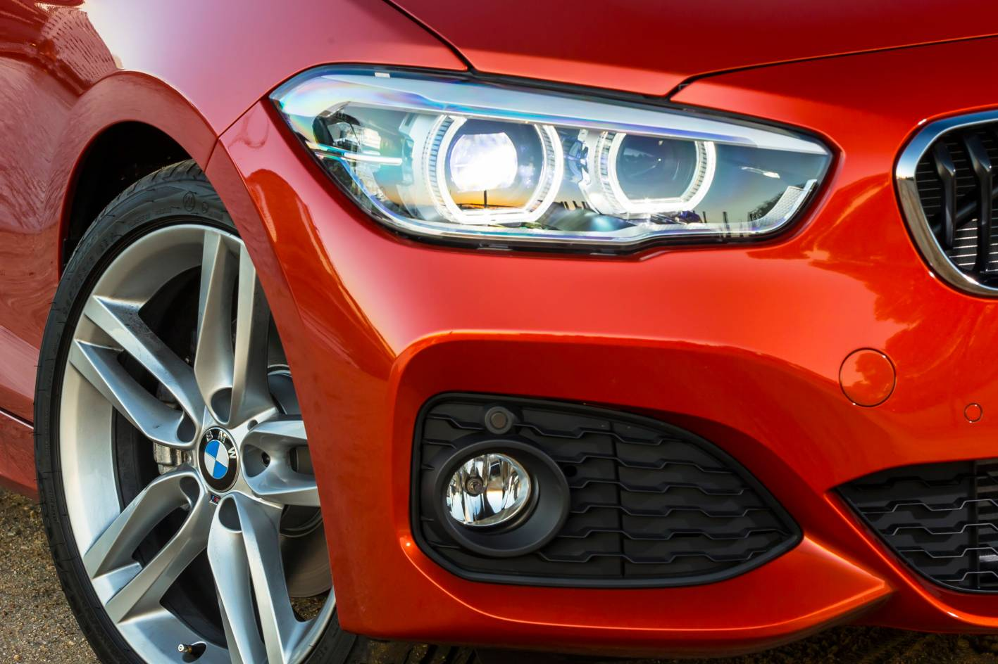 2015 BMW 1 series - First Drive