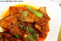 produce(0.0), stew(1.0), curry(1.0), meat(1.0), asam pedas(1.0), red curry(1.0), food(1.0), dish(1.0), cuisine(1.0),