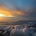 Sunset - California Coast by jetguy1