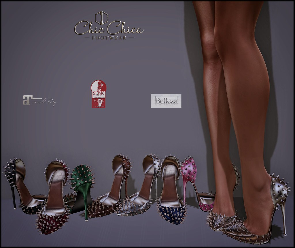 Lina by ChicChica OUT @ Cosmopolitan - SecondLifeHub.com