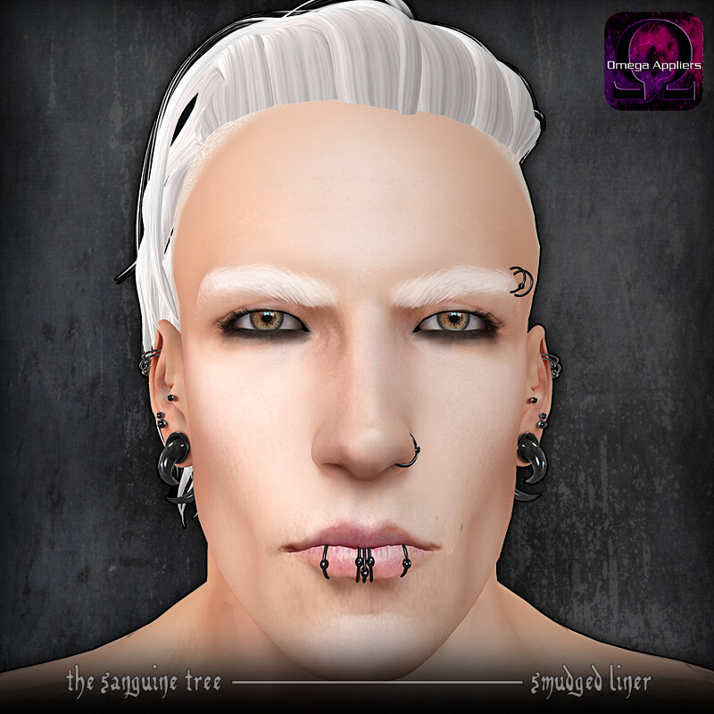 [ new release - smudged liner ] - SecondLifeHub.com