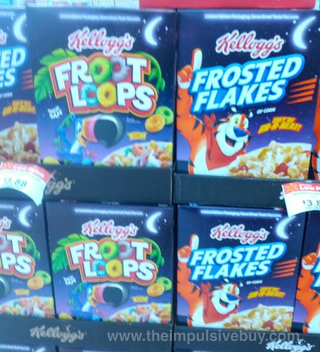 Night Time Cereal