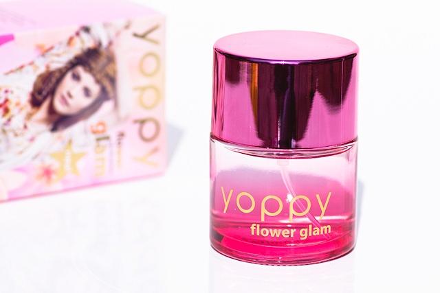 Schön für mich, Rossmann, sfmbox, Beautybox, Schön für mich Juni 2014, Yoppy Flower Glam
