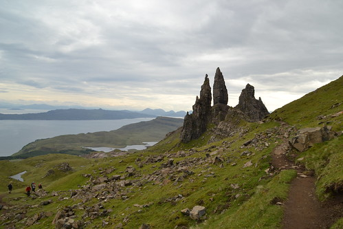 211 - Old man of storr