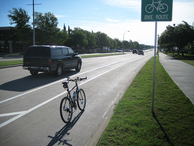 Collins Bike Lane