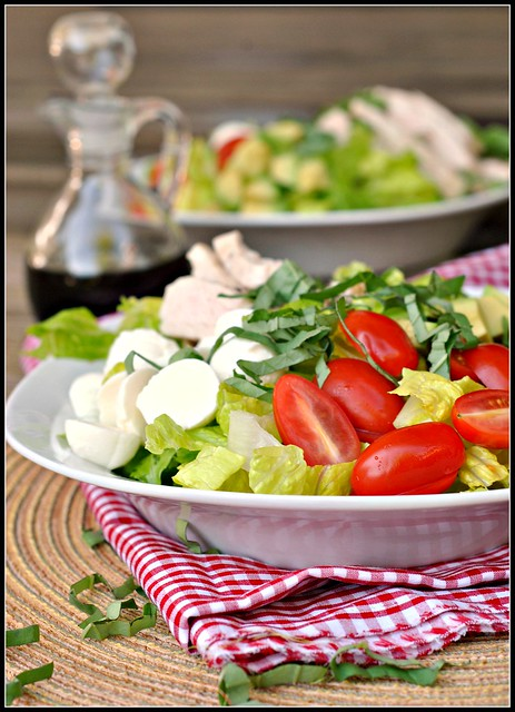 Caprese Avocado Salad 1