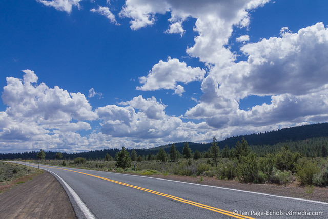 More Clouds Over a Lonesome Highway