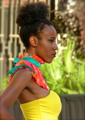 BARCELONA, PALAU ROBERT: AFRICAN FASHION WEEK
