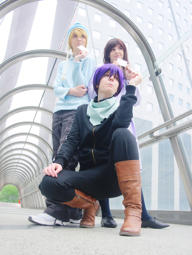 related image - Shooting La Défense - Noragami - 2014-06-01- P1860884