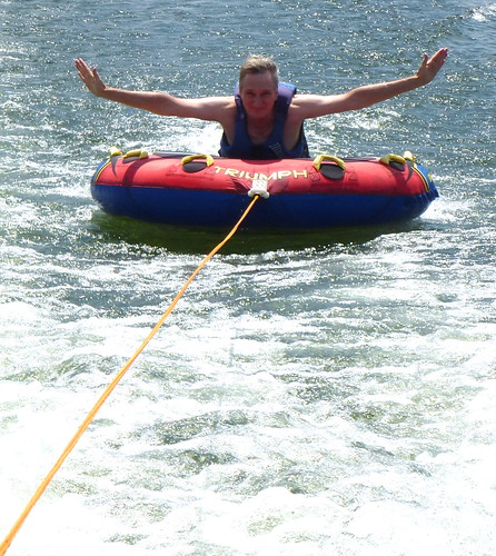 Fun on the water at Claytor Lake State Park