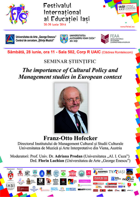 afis_FIE_Conferinta Management cultural - net