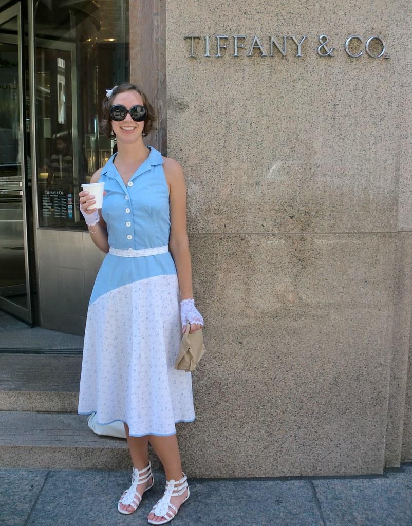Breakfast dress