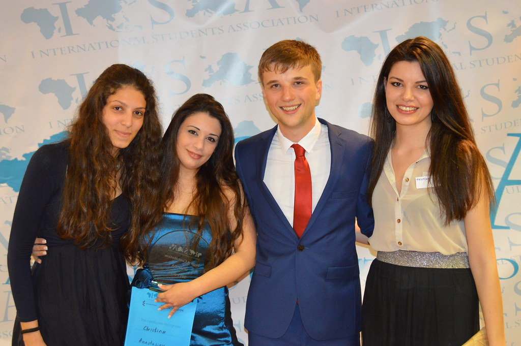 International Student Awards 2014