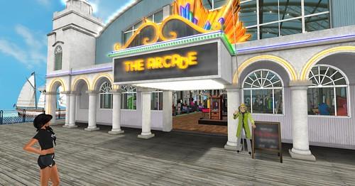 Gacha Arcade