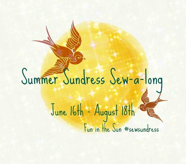 Summer Sundress Sewalong